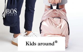 KIDS AROUND en vente flash sur VEEPEE