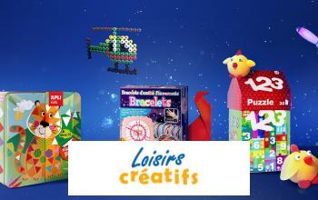 Vente privée LOISIRS CREATIFS sur Vente-Privee.fr