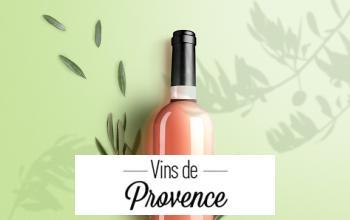 Vente privée VINS DE PROVENCE sur Vente-Privee.fr