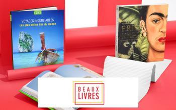 Vente privée BEAUX LIVRES sur Vente-Privee.fr