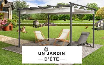 Vente privée UN JARDIN D'ETE sur Vente-Privee.fr