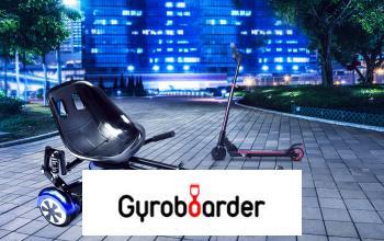 Vente privee GYROBOARDER sur Vente-Privee.fr