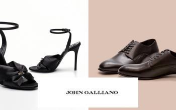 JOHN GALLIANO en soldes chez VEEPEE