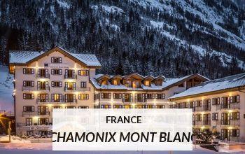 Vente privée FRANCE CHAMONIX MONT BLANC sur VoyagePrivé