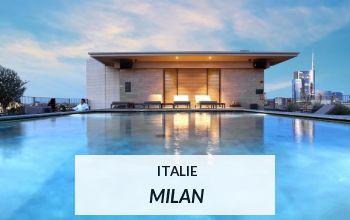 Vente privée ITALIE MILAN sur VoyagePrivé