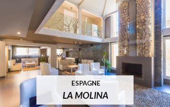 Vente privée ESPAGNE LA MOLINA sur VoyagePrivé