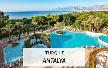 Vente privée TURQUIE ANTALYA sur VoyagePrivé