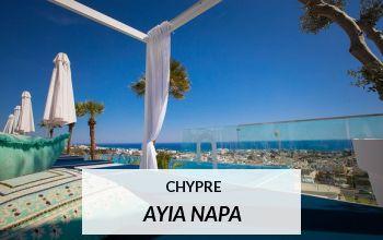 Vente privée CHYPRE AYIA NAPA sur VoyagePrivé