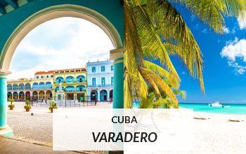 Vente privée CUBA VARADERO sur VoyagePrivé
