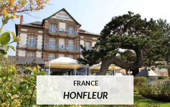 Vente privée FRANCE HONFLEUR sur VoyagePrivé