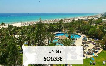 Vente privée TUNISIE SOUSSE sur VoyagePrivé