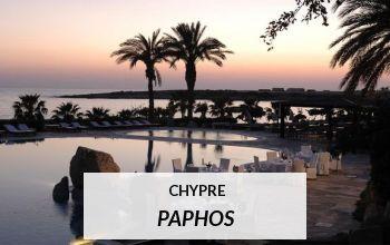 Vente privée CHYPRE PAPHOS sur VoyagePrivé