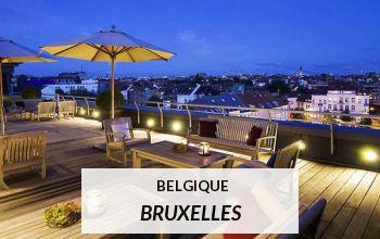 Vente privée BELGIQUE BRUXELLES sur VoyagePrivé