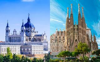 Vente privée MADRID A -65% sur VoyagePrivé