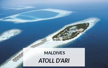 Vente privée MALDIVES ATOLL D'ARI sur VoyagePrivé