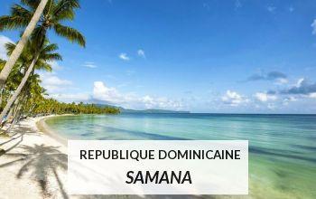 Vente privée REPUBLIQUE DOMINICAINE SAMANA sur VoyagePrivé