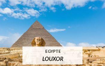 Vente privée EGYPTE LOUXOR sur VoyagePrivé