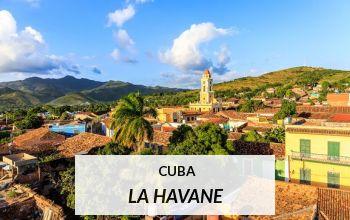 Vente privée CUBA LA HAVANE sur VoyagePrivé
