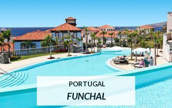 Vente privée PORTUGAL FUNCHAL sur VoyagePrivé