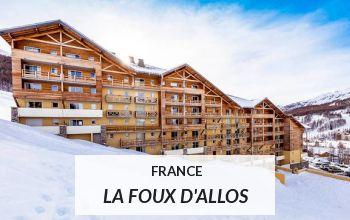 Vente privée FRANCE LA FOUX D'ALLOS sur VoyagePrivé