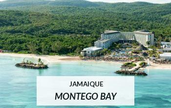 Vente privée JAMAIQUE MONTEGO BAY sur VoyagePrivé