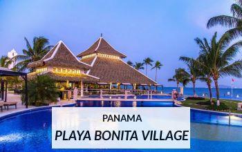 Vente privée PANAMA PLAYA BONITA VILLAGE sur VoyagePrivé
