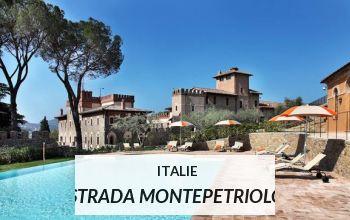 Vente privée ITALIE STRADA MONTEPETRIOLO sur VoyagePrivé