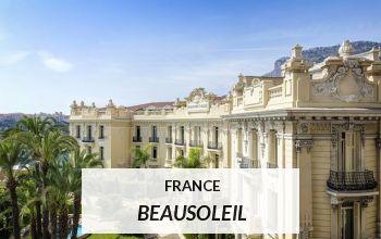 Vente privée FRANCE BEAUSOLEIL sur VoyagePrivé