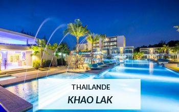 Vente privée THAILANDE KHAO LAK sur VoyagePrivé