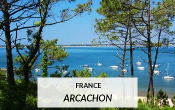 Vente privée FRANCE ARCACHON sur VoyagePrivé