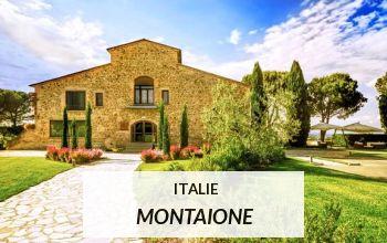 Vente privée ITALIE MONTAIONE sur VoyagePrivé