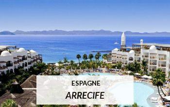 Vente privée ESPAGNE ARRECIFE sur VoyagePrivé