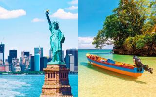 Vente privée NEW YORK A -63% sur VoyagePrivé