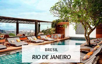 Vente privée BRESIL RIO DE JANEIRO sur VoyagePrivé