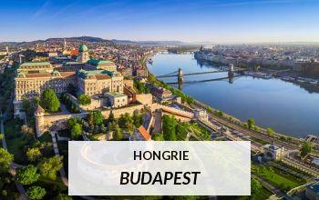 Vente privée HONGRIE BUDAPEST sur VoyagePrivé
