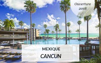 Vente privée MEXIQUE CANCUN sur VoyagePrivé