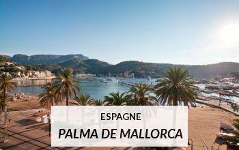 Vente privée ESPAGNE PALMA DE MALLORCA sur VoyagePrivé