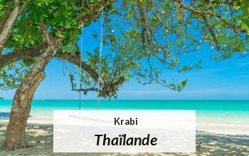 Vente privée KRABI sur VoyagePrivé