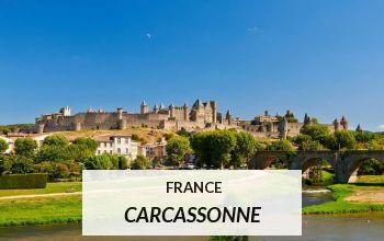 Vente privée FRANCE CARCASSONNE sur VoyagePrivé