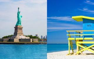 Vente privée NEW YORK A -67% sur VoyagePrivé
