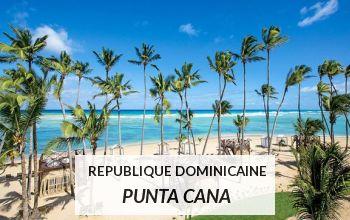 Vente privée REPUBLIQUE DOMINICAINE PUNTA CANA sur VoyagePrivé