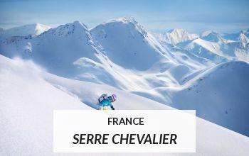 Vente privée FRANCE SERRE CHEVALIER sur VoyagePrivé