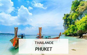 Vente privée THAILANDE PHUKET sur VoyagePrivé