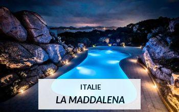 Vente privée ITALIE LA MADDALENA sur VoyagePrivé