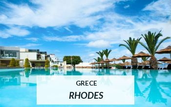 Vente privée GRECE RHODES sur VoyagePrivé