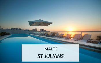 Vente privée MALTE ST JULIANS sur VoyagePrivé