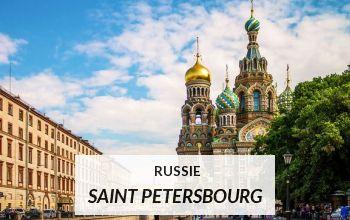 Vente privée RUSSIE SAINT PETERSBOURG sur VoyagePrivé