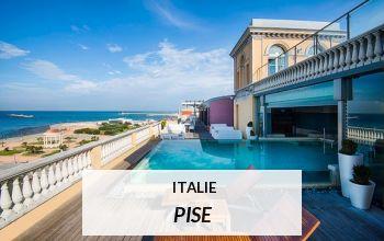 Vente privée ITALIE PISE sur VoyagePrivé