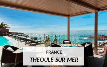 Vente privée FRANCE THEOULE-SUR-MER sur VoyagePrivé