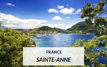 Vente privée FRANCE SAINTE-ANNE sur VoyagePrivé